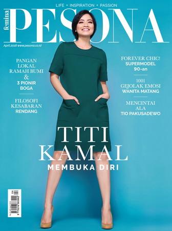 Majalah Pesona Edisi April 2016
