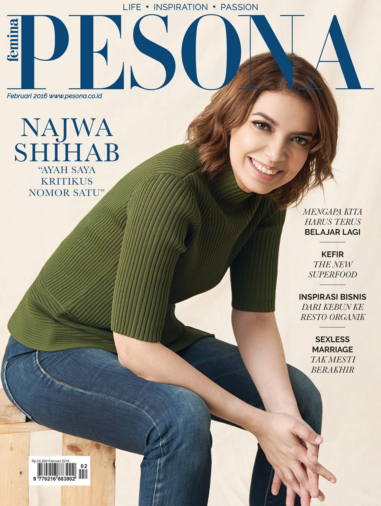 Majalah Pesona edisi Februari 2016