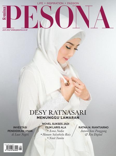 Majalah Pesona Edisi Juni 2017
