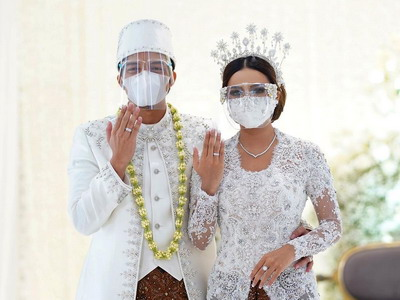5 Fakta Pernikahan Atta Halilintar dan Aurel Hermansyah