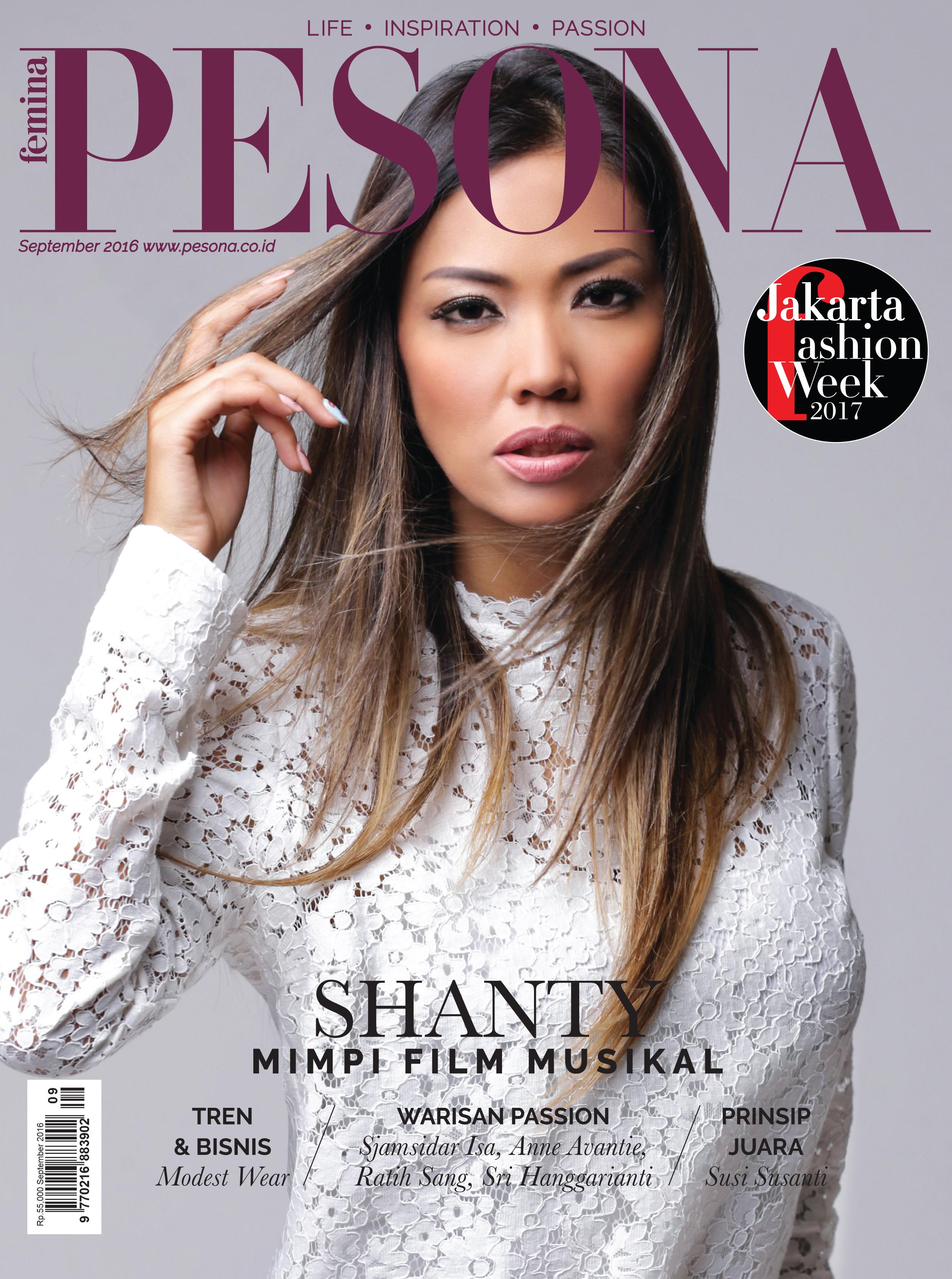 Majalah Pesona edisi September 2016