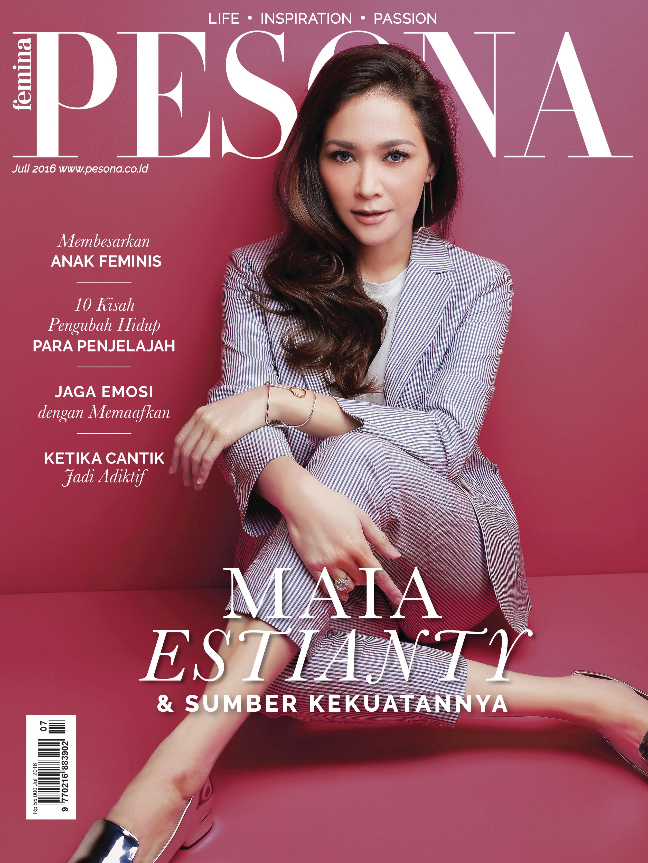 Pesona Edisi Juli 2016