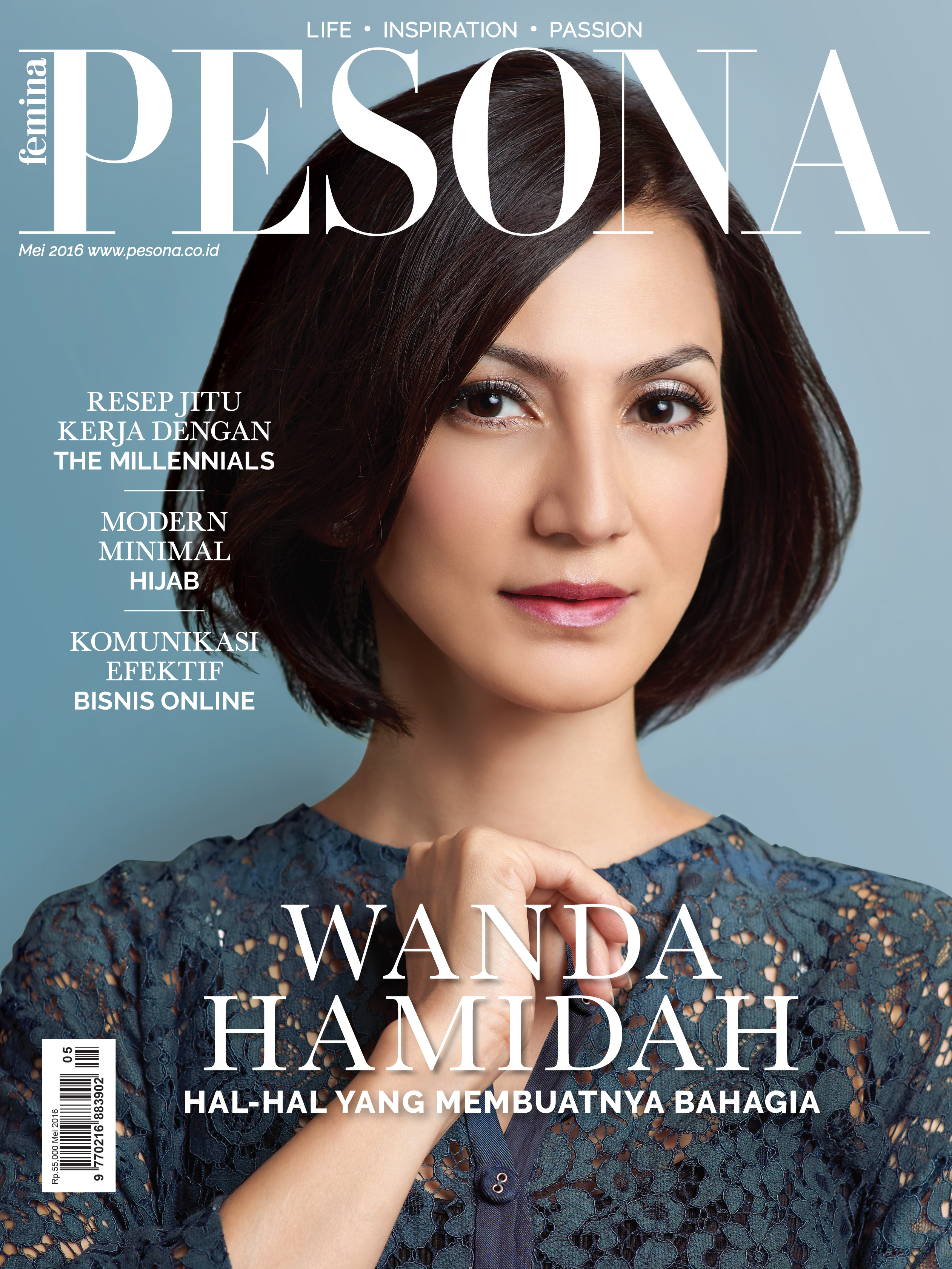 Majalah Pesona Edisi Mei 2016