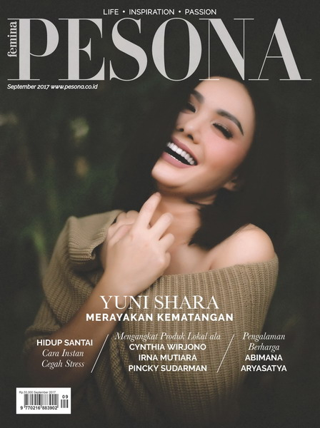 Majalah Pesona Edisi September 2017 - Final Edition