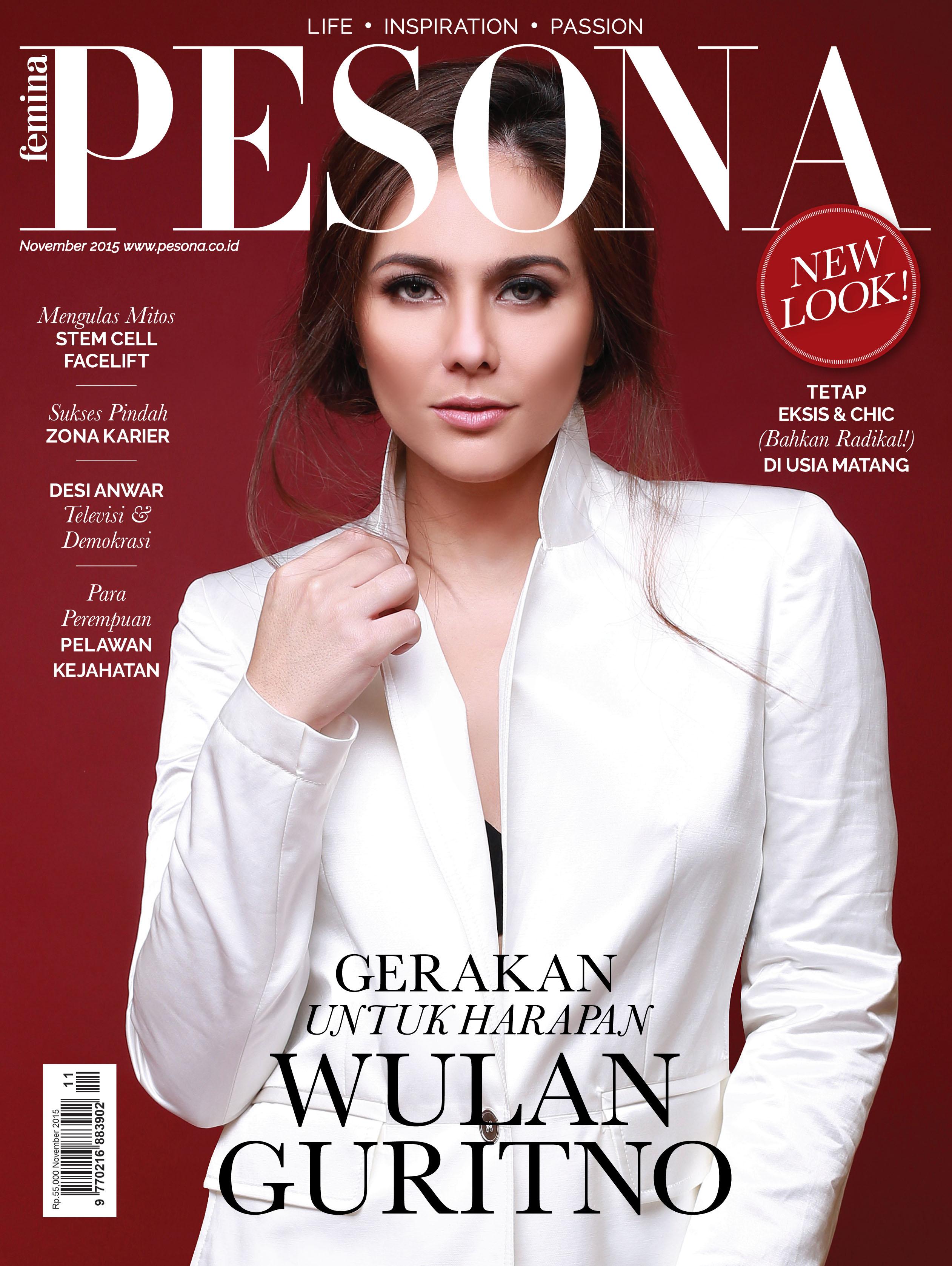 Majalah Pesona edisi November 2015