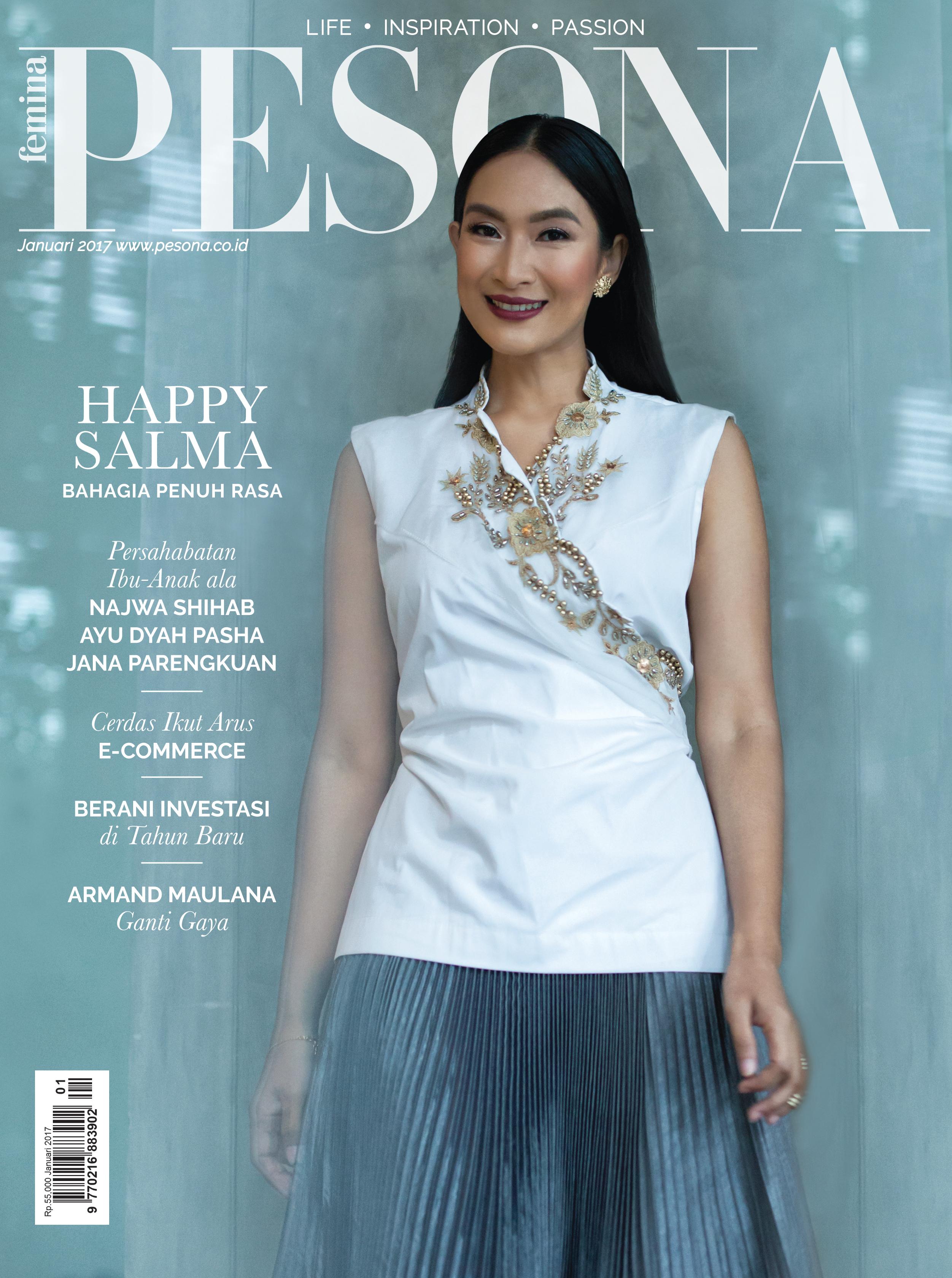 Majalah Pesona Edisi Januari 2017