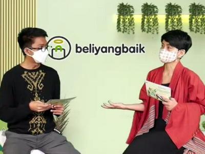 Mengulik Fashion Berkelanjutan di #BeliyangBaik WWF, Jakarta Fashion Week dan Dewi