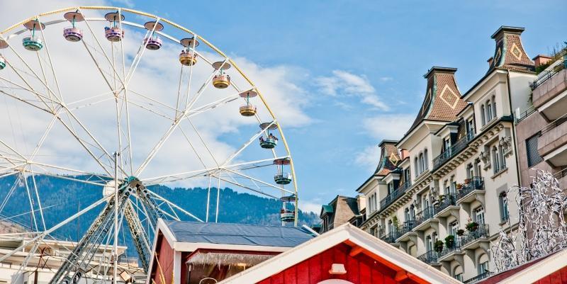 Montreux, Kota Kesayangan Para Seniman
