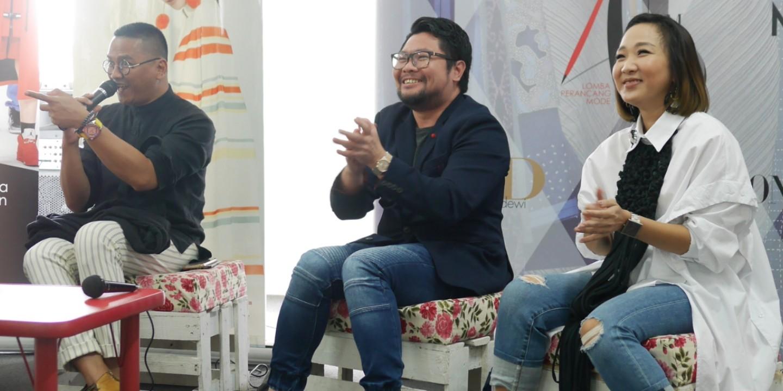 Mencari Desainer Berbakat ke Surabaya