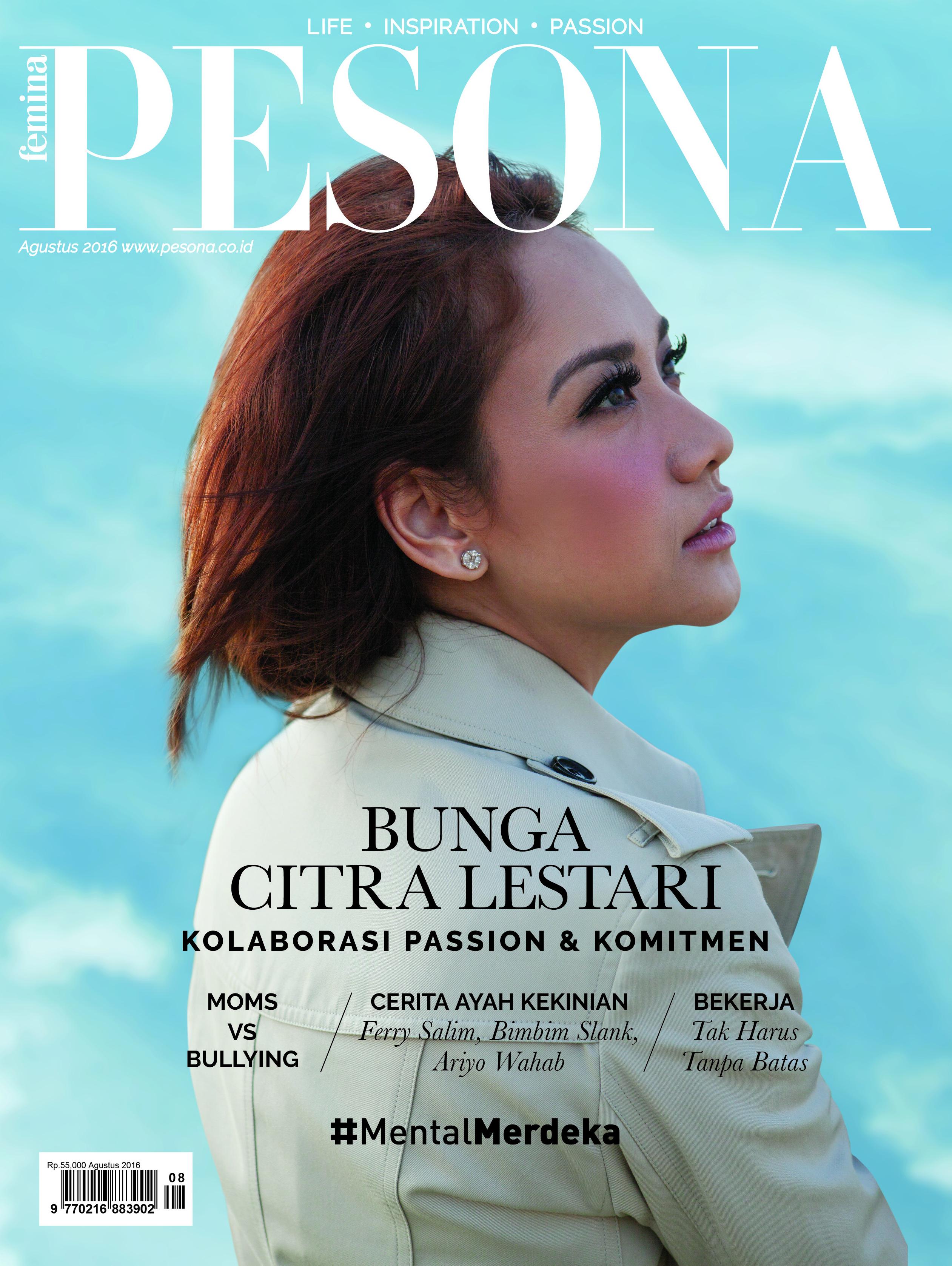 Majalah Pesona edisi Agustus 2016