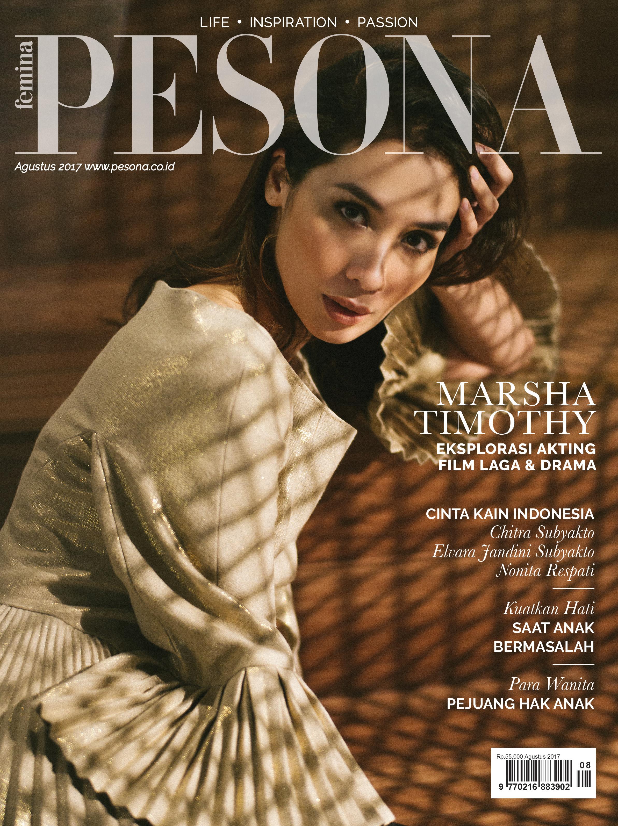 Majalah Pesona Edisi Agustus 2017