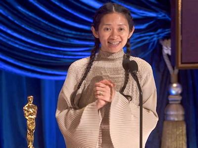 Oscar 2021: Chloé Zhao Mengukir Sejarah Setelah 11 Tahun