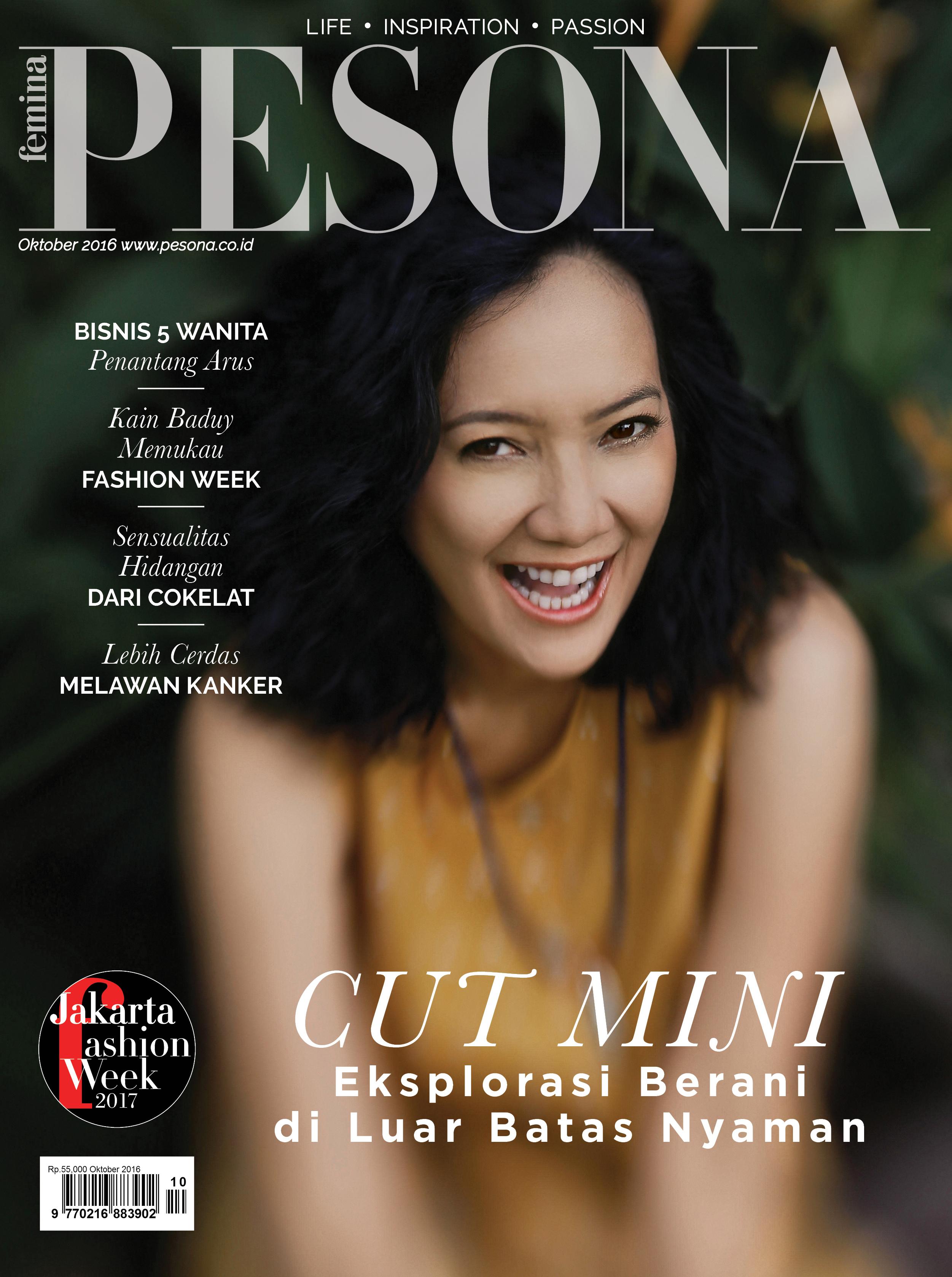Majalah Pesona edisi Oktober 2016