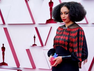 Inspirasi Gaya Lebaran dari Oscar 2021