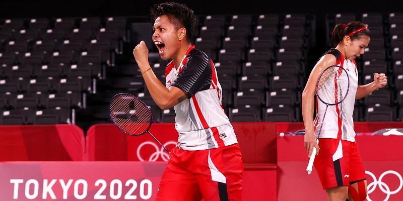 Emas Indonesia di Olimpiade, Greysia/Apriyani Menciptakan Sejarah Badminton Indonesia