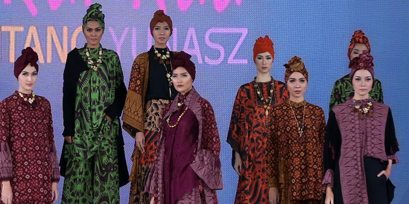 Tren Modest Wear dari Jogja Fashion Festival 2018