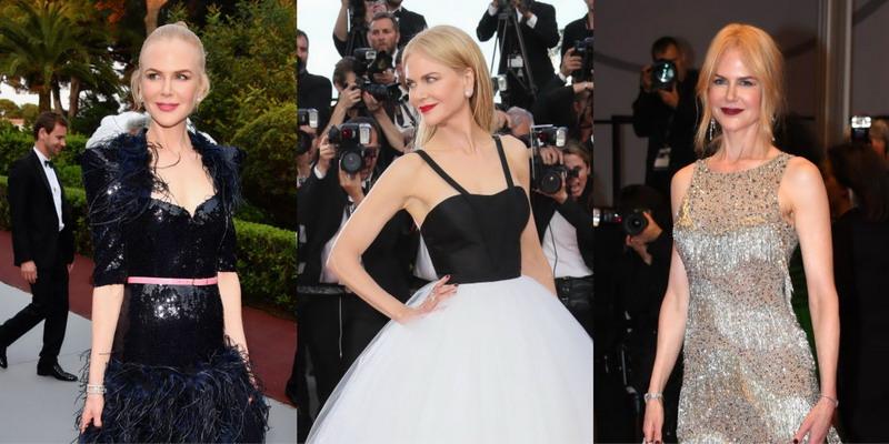 Inspirasi Gaya: Nicole Kidman di Cannes 2017