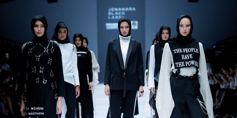 4 Desainer Indonesia Fashion Forward di JFW 2017
