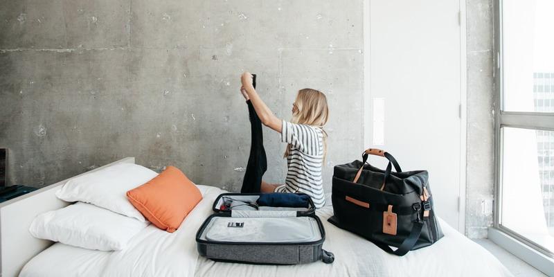 Tip Packing Baju untuk Short Trip