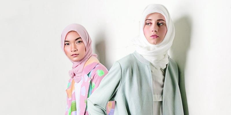 Gaya Hijab Chic
