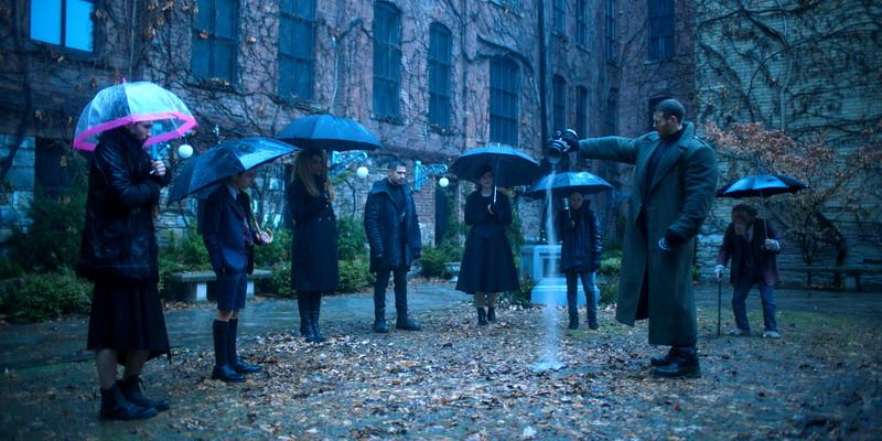 Tonton Weekend Ini: The Umbrella Academy