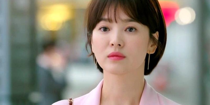 Lipstik Song Hye-Kyo dalam Drama Encounter