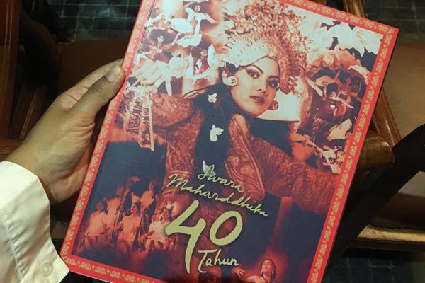 Buku 40 Tahun Alumni Swara Maharddhika